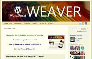 Weaver Theme