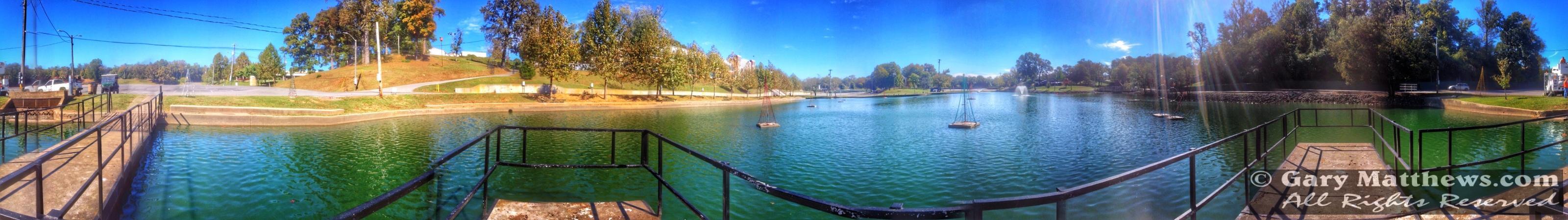 Chilhowee Park Pond
