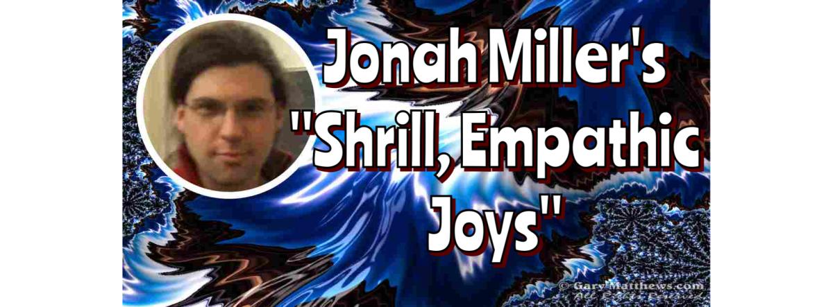 Jonah Miller
