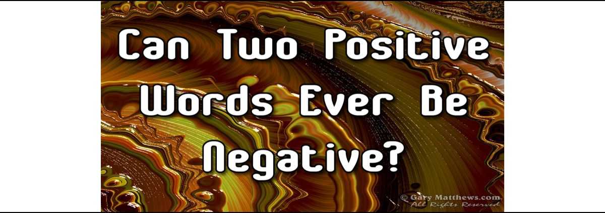 Two Positive Words
