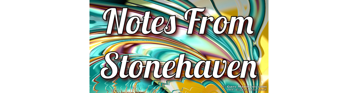 Notes From Stonehaven